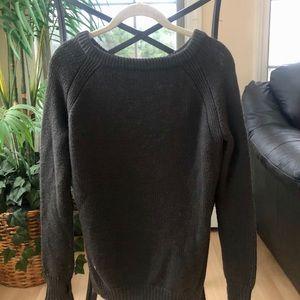 Gray Lululemon Sweater